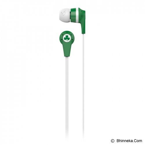 SKULLCANDY Ink'D 2.0 In-Ear [S2IKDZ-165] - Celtics - Earphone Ear Monitor / Iem